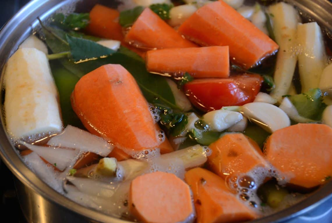 Pure Vegetable Broth