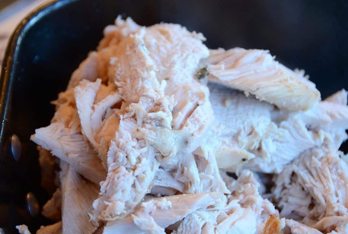 Dry Salt-Brined Turkey