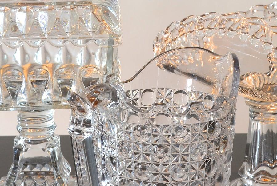 Pressed Glass