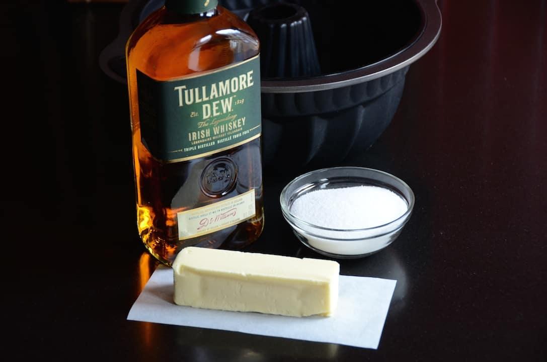 Irish Whisky Cake