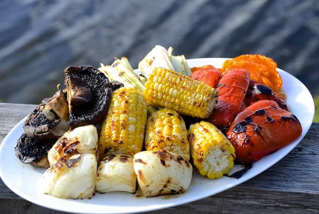 Grilled Vegetable Medley