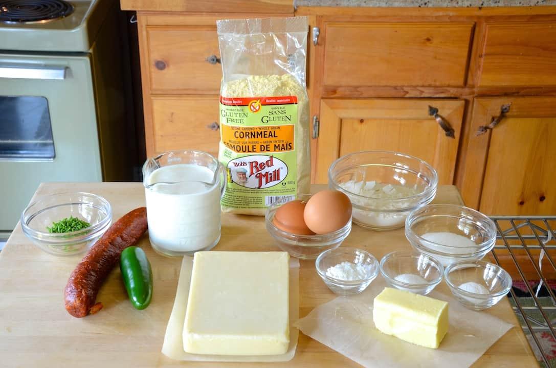 Hot Skillet Cornbread