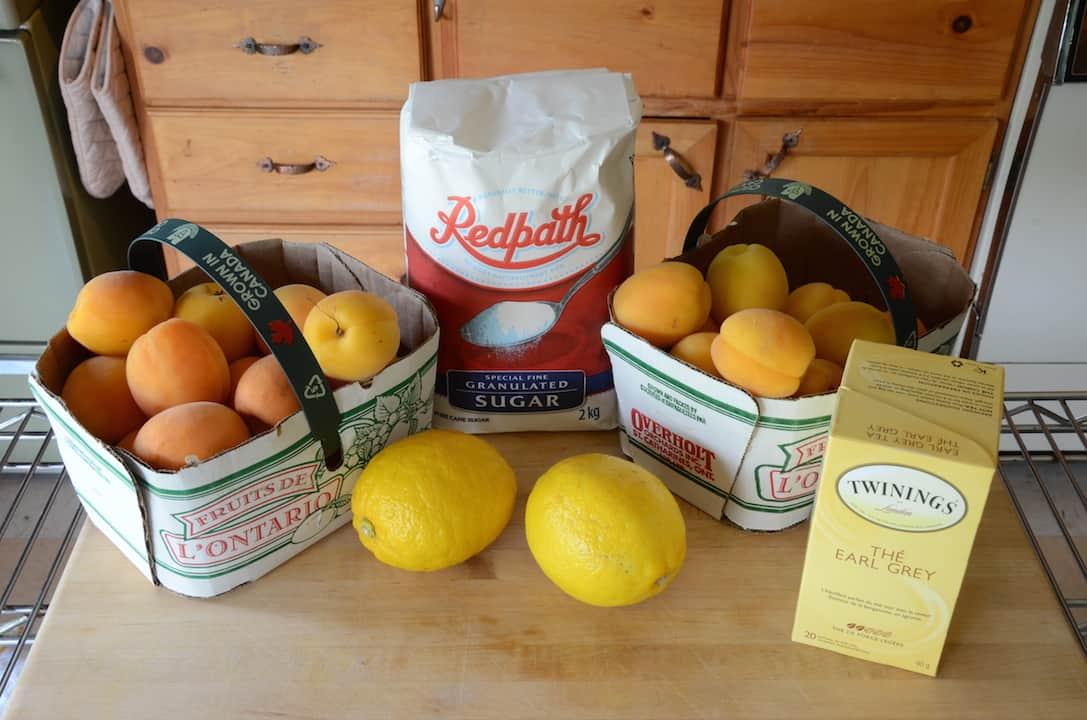 Nancy's Apricot Jam