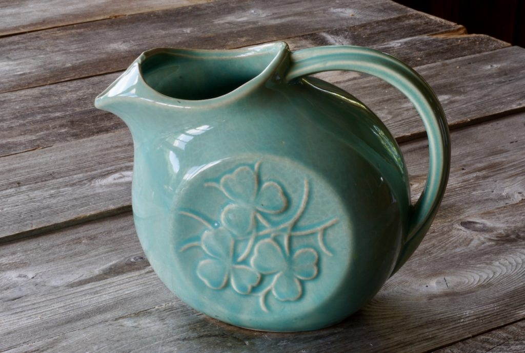 A large McCoy pitcher
