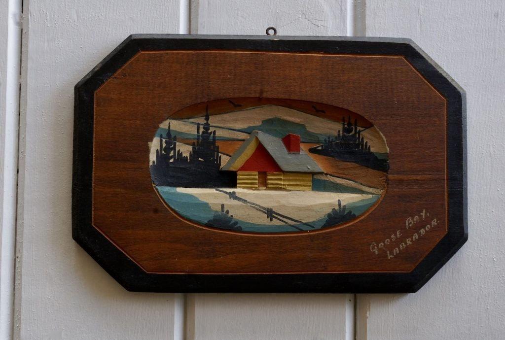 This plaques shows it was made in Newfoundland