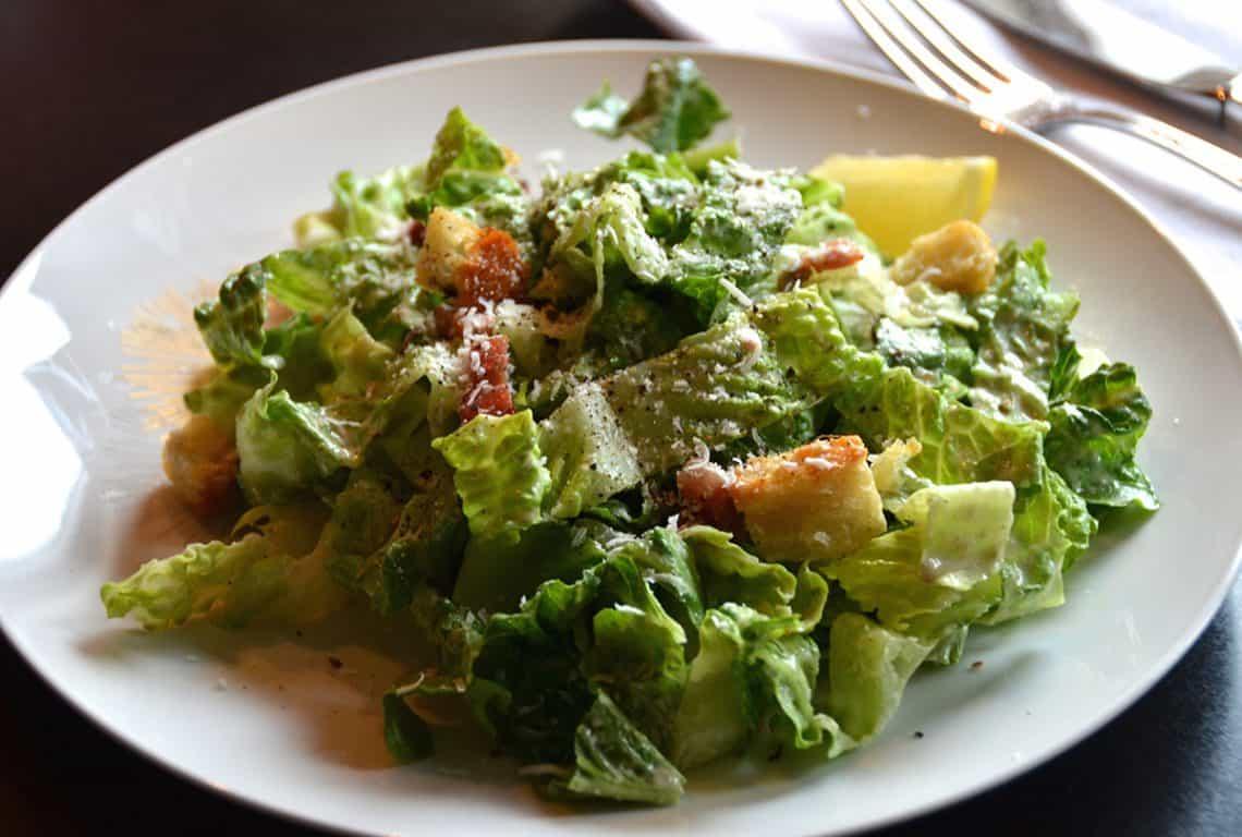 Nik's Caesar Salad