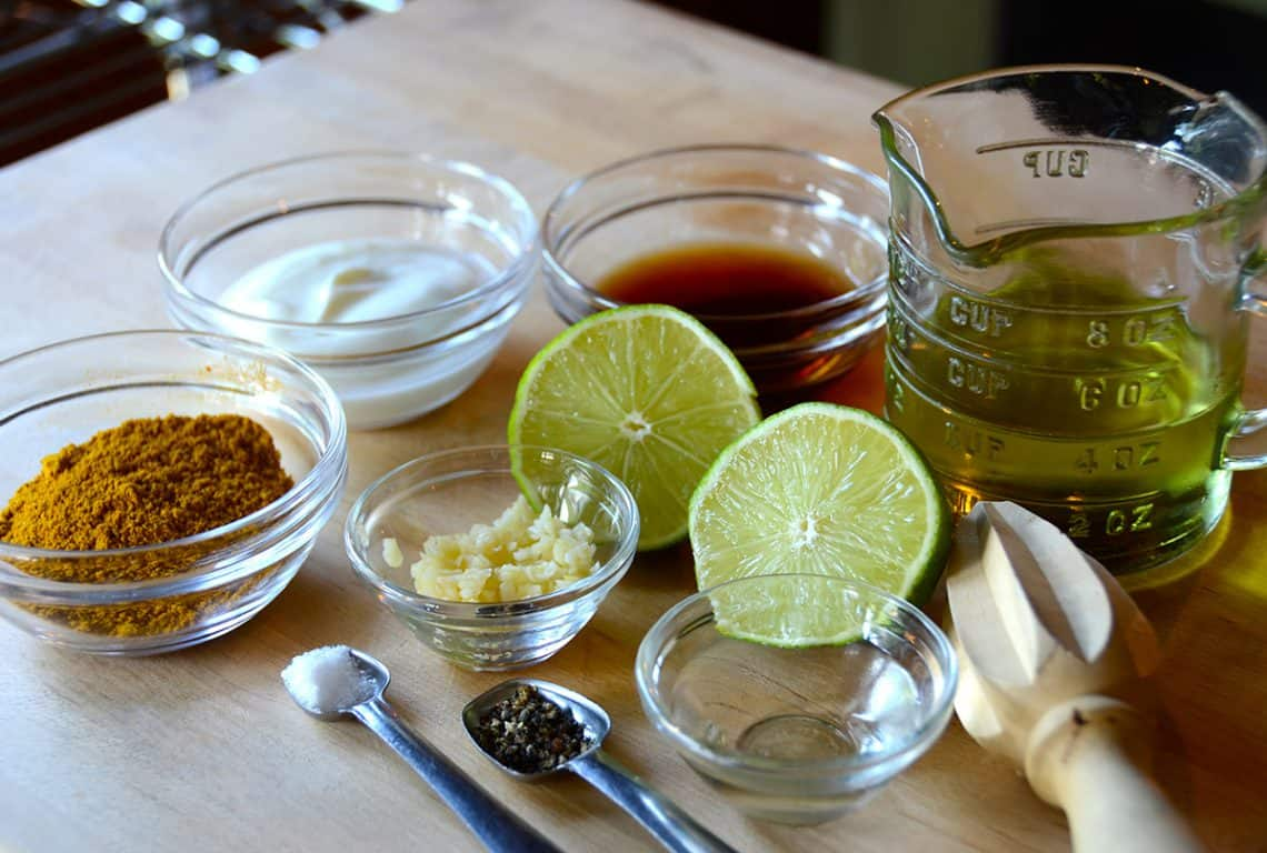 Curried Salad Dressing