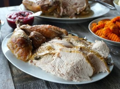 Dry-Brined Turkey Recipe