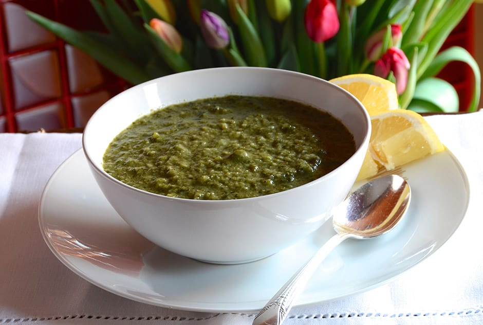 Healthy Green Soup