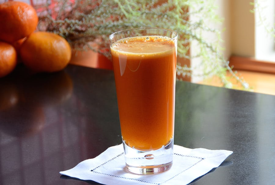 Golden Beet Carrot Juice