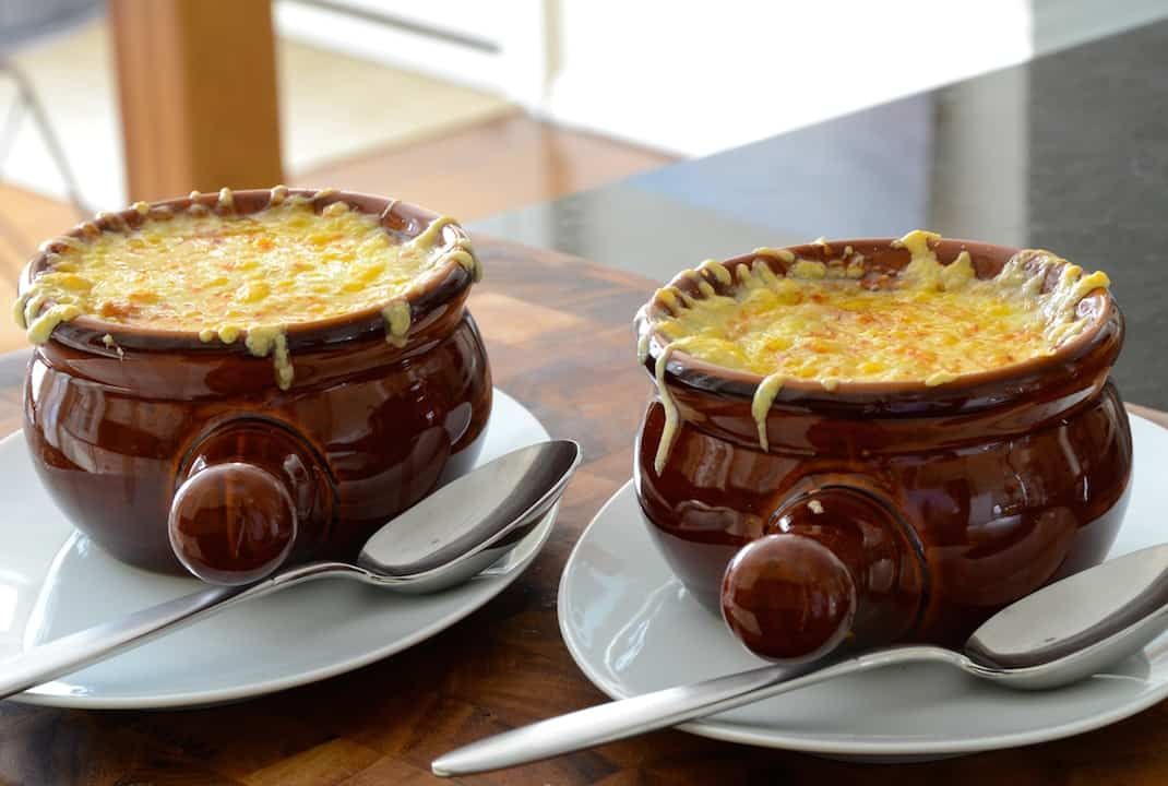 Classic French Onion Soup Recipe