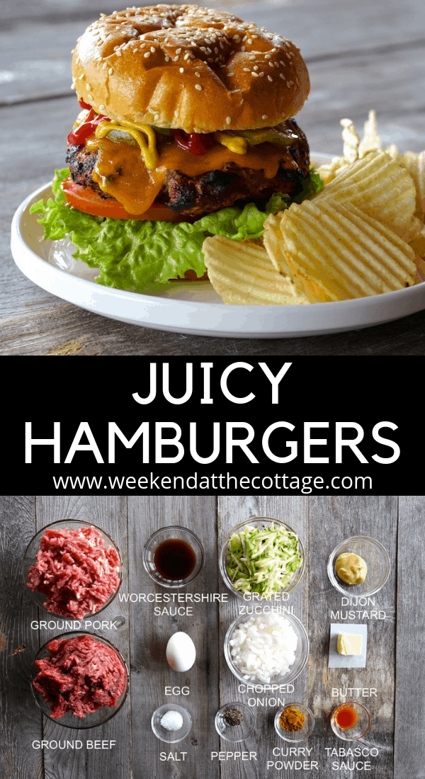 Juicy Hamburgers