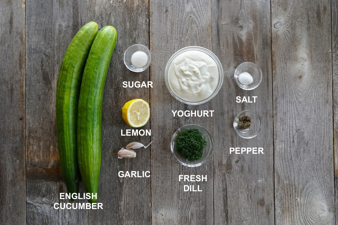 Best Cucumber Salad - Weekend at the Cottage