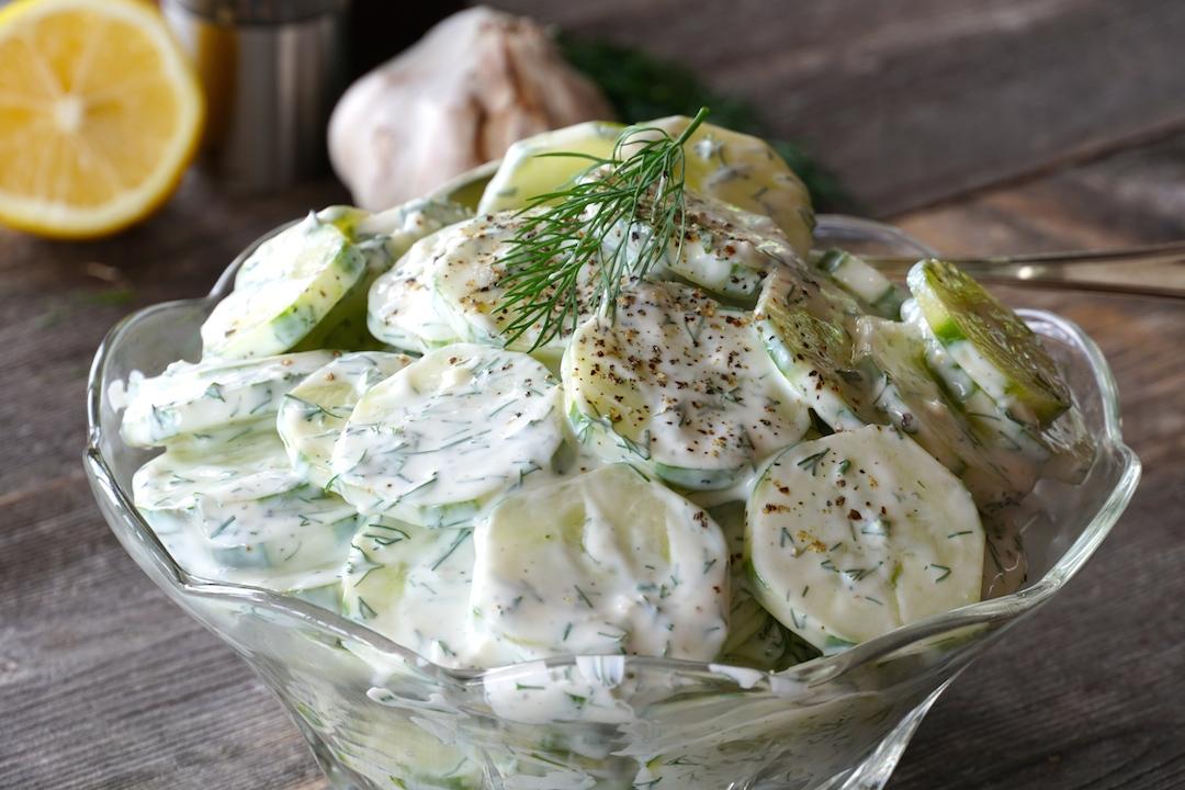 Best Cucumber Salad