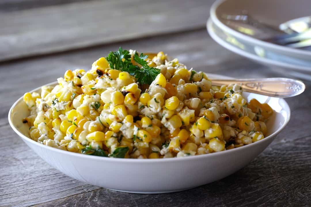 Cheesy Corn