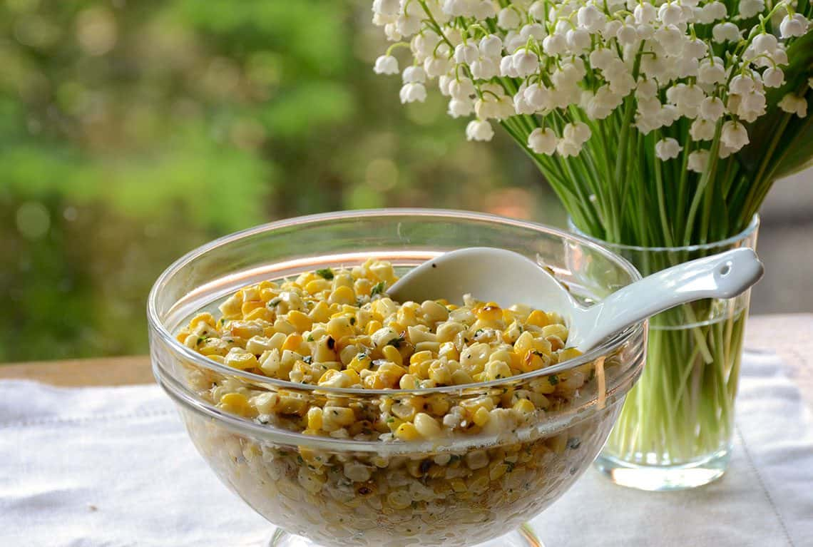 Cheesy Corn Side Dish