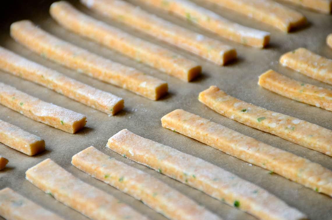 Spicy Cheese Sticks