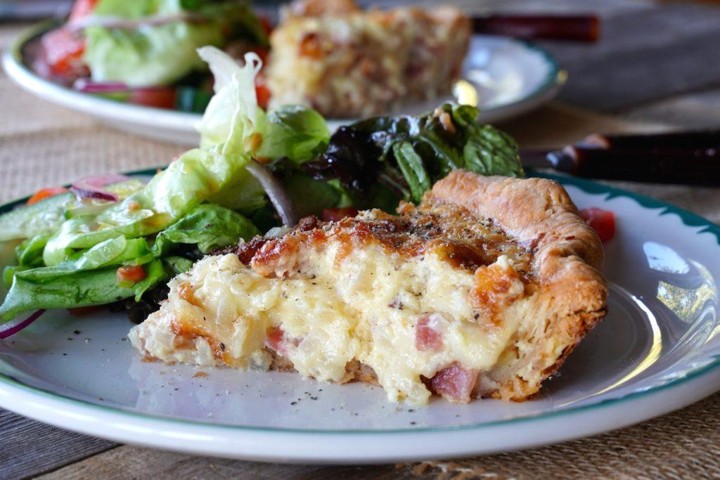 Delicious Quiche Lorraine Recipe