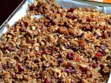 Gluten-Free Granola Recipe
