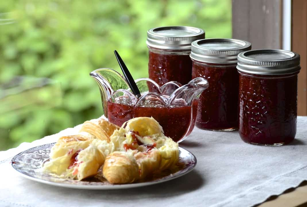 Late-Season Strawberry Jam