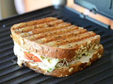 Grilled Panini Sandwich
