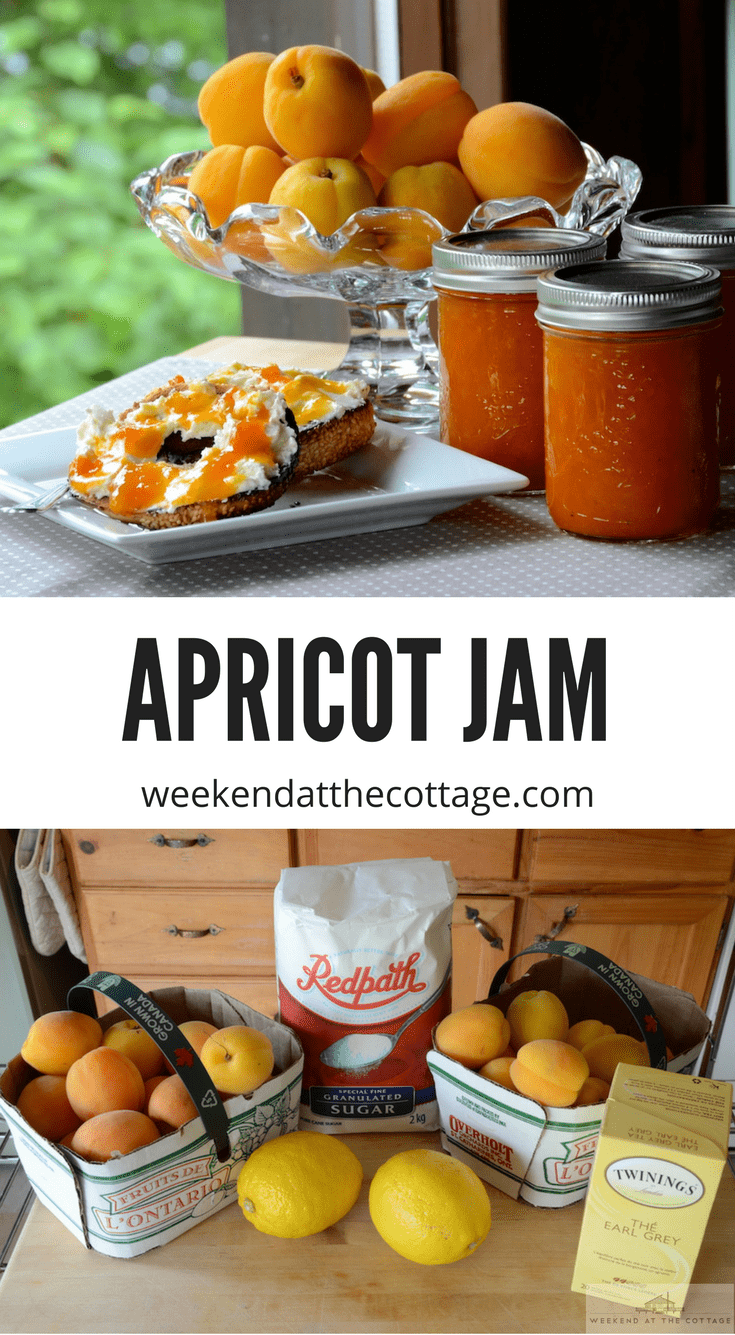 The Best Apricot Jam
