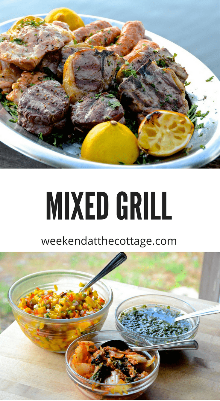 The Best Mixed Grill
