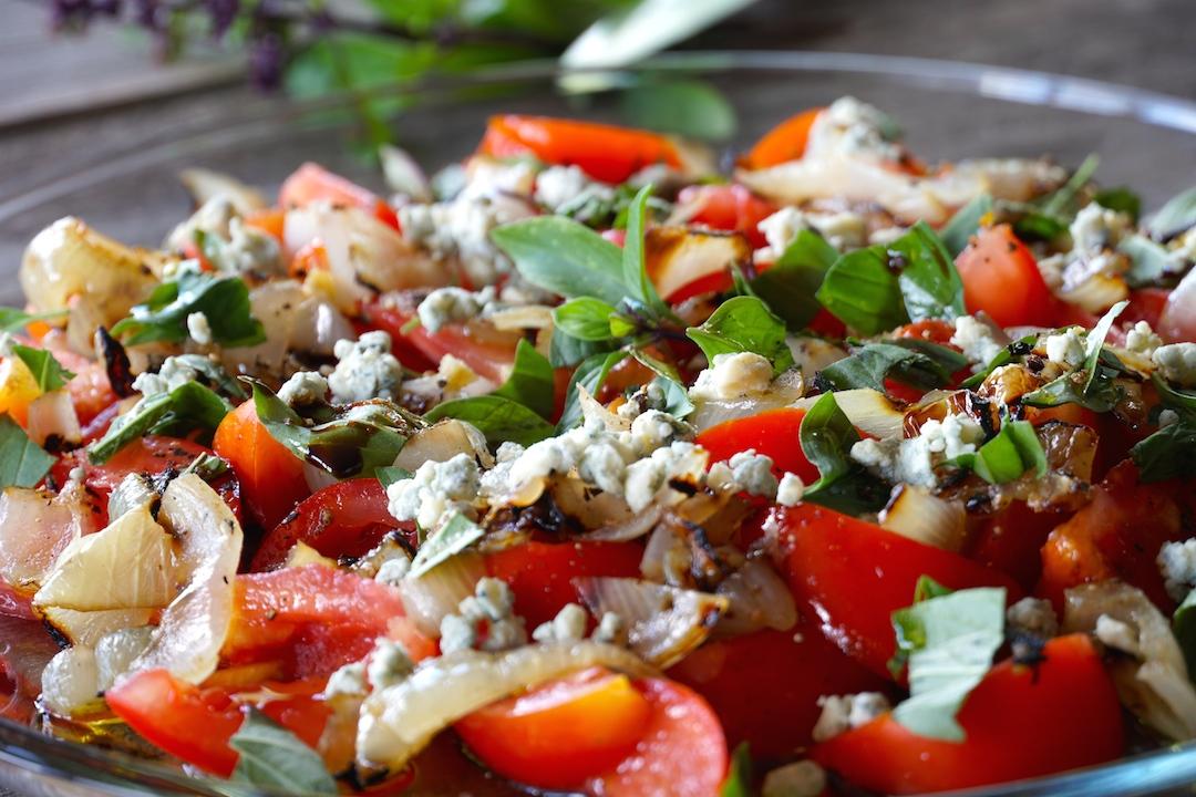 Tomato Onion Salad