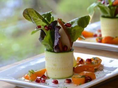 Easy Gourmet Salad