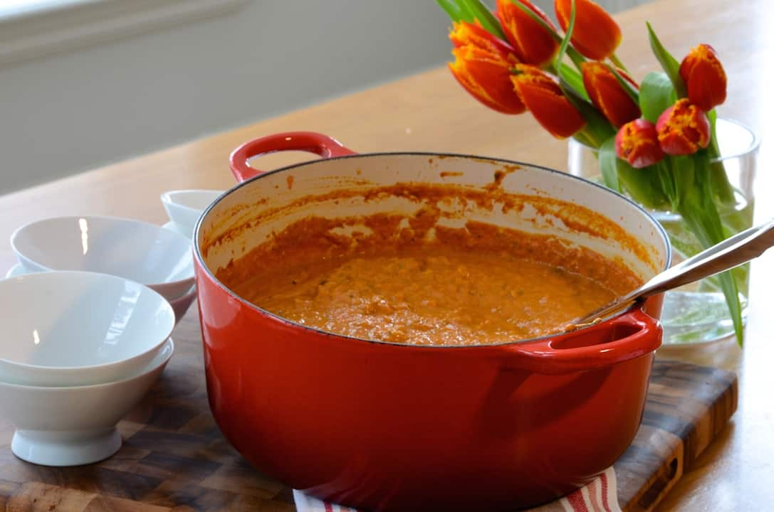 Butter Chicken Chili