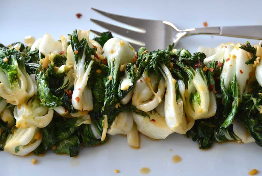 Bok Choy Joy Recipe!