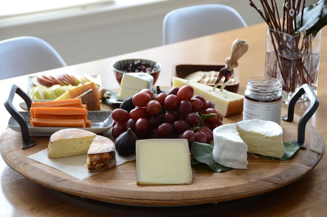 Cheese, Please! Setting up a Cheese Station