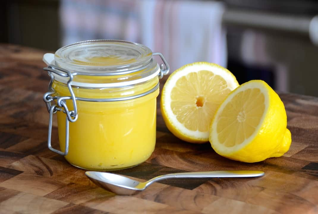 Lemon Jelly Roll Recipe