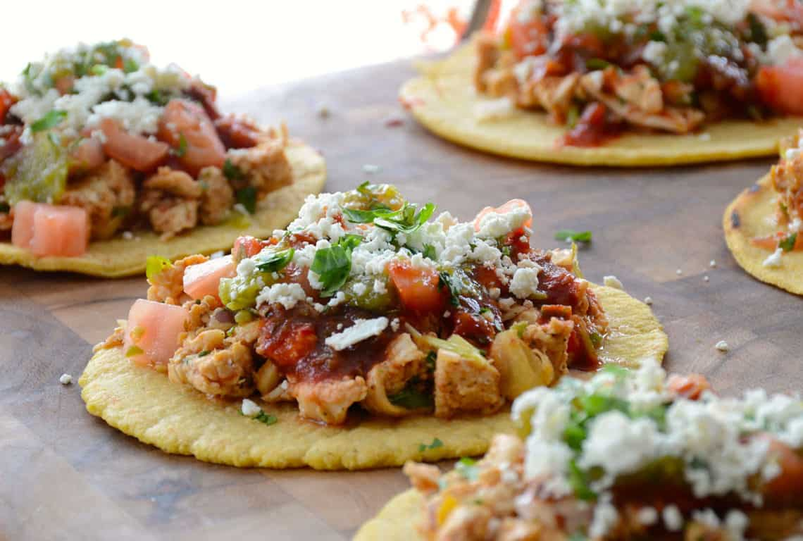 Turkey Tacos Recipe
