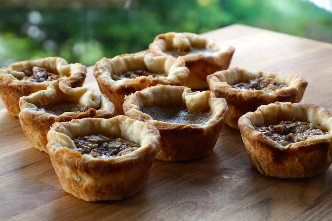 Old-Fashioned Butter Tarts Recipe