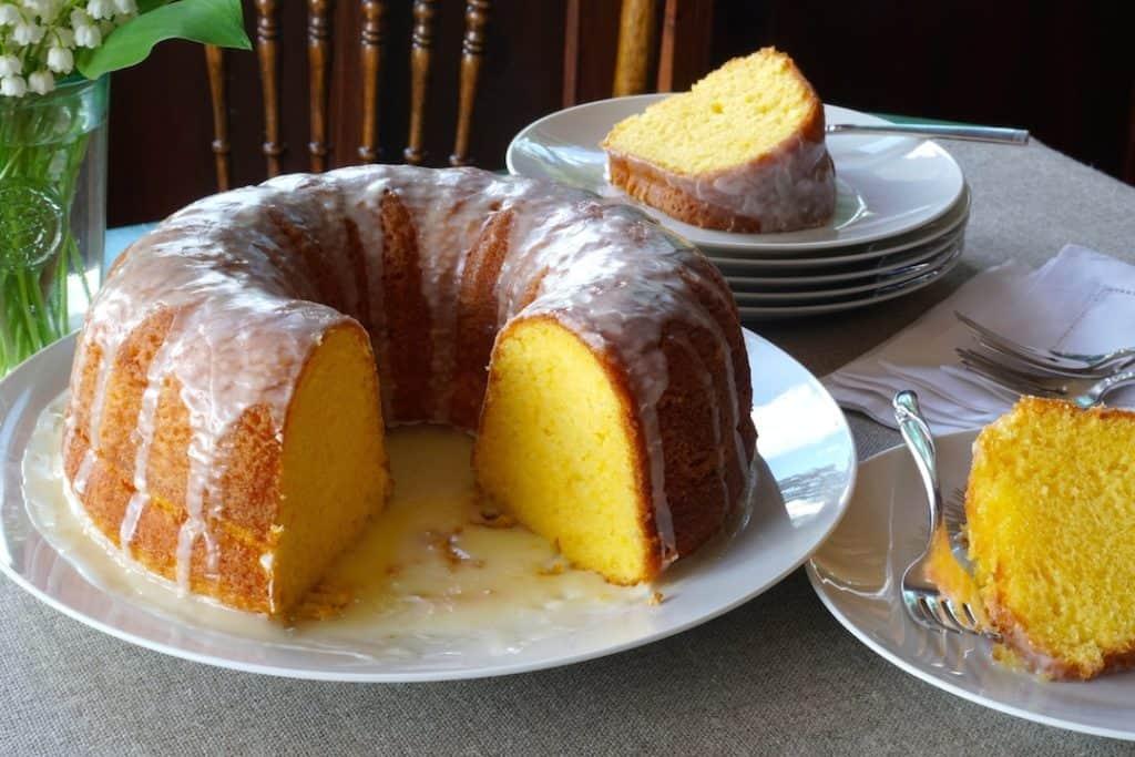 Harvey Wallbanger Cake served!