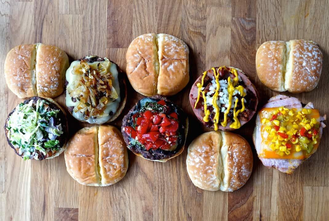 Ultimate Burger Toppings