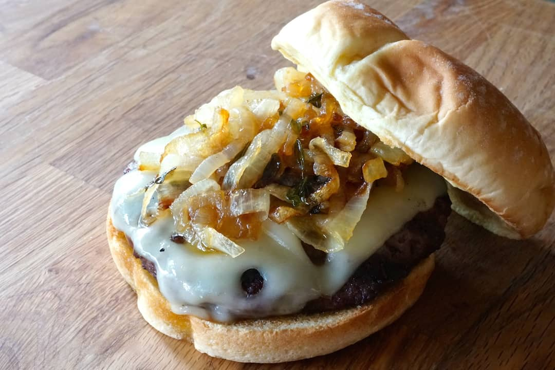 Le French burger