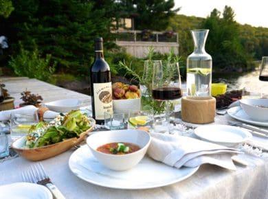 FOOD, WINE & ENTERTAINING IDEAS