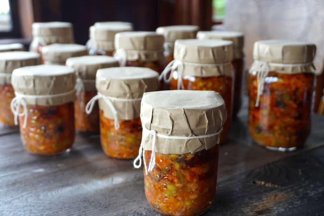 Homemade Antipasto Sauce