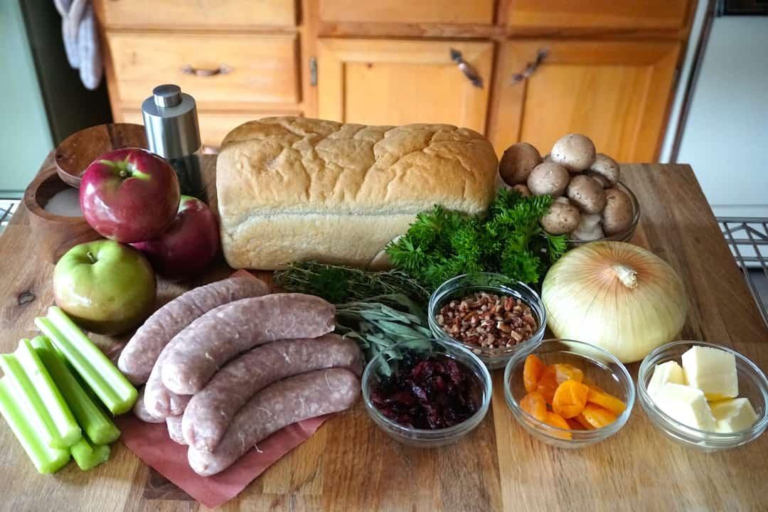 Sausage Dressing Recipe