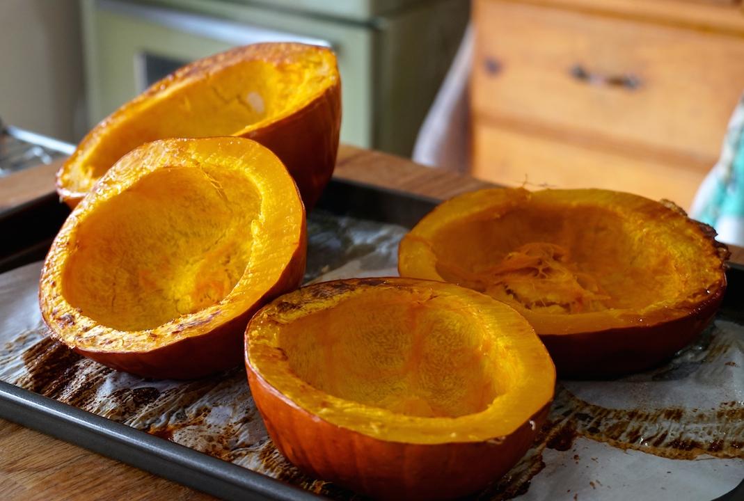Spiced Pumpkin Pie