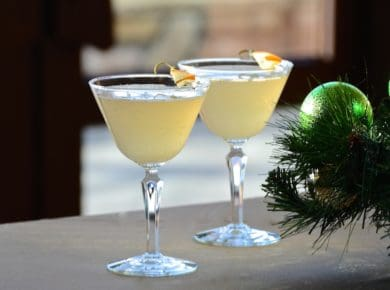 DRINKS FOR THE HOLIDAYS