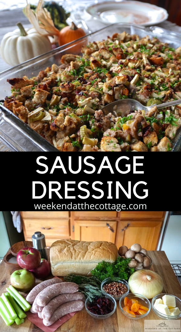 Sausage Dressing Recipe