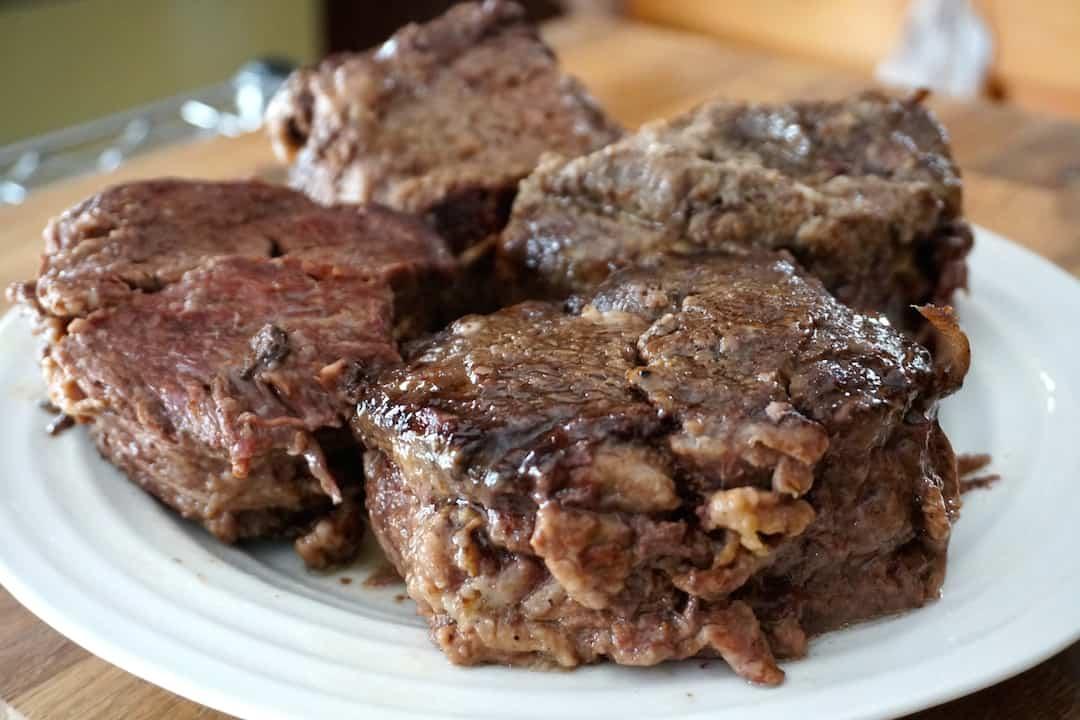 Tagliatelle With Beef Ragu