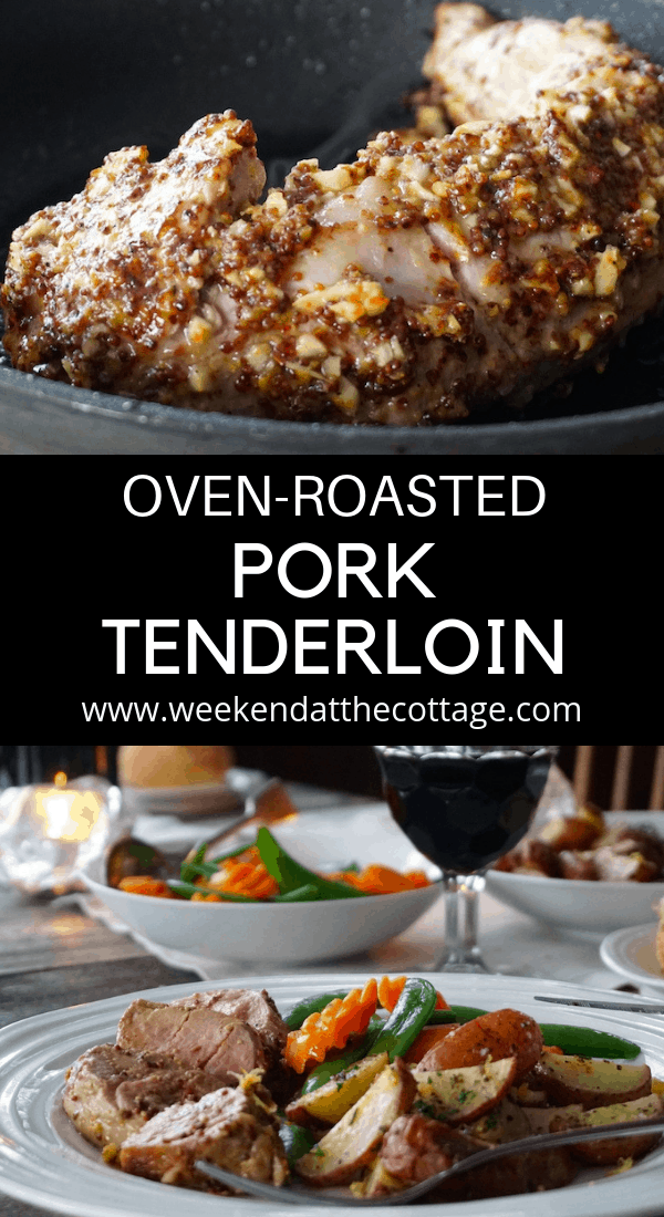 Oven-Roasted Pork Tenderloin