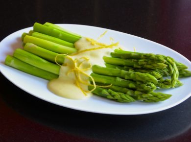 Spring Recipes - Hollandaise Sauce