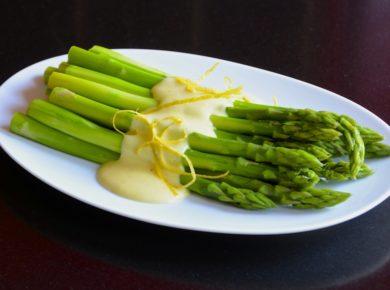 Spring Recipes - Hollandaise Sauce
