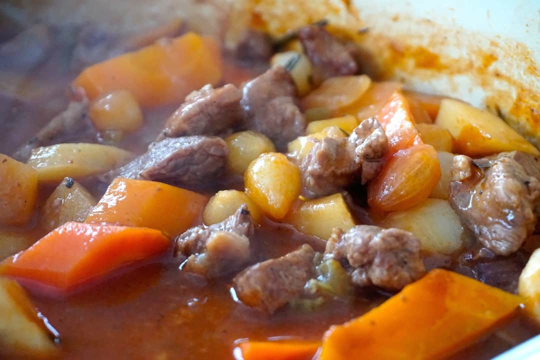 Easy Lamb Stew Recipe