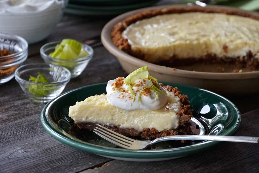 Lime Pie Recipe